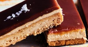 Yotam Ottolenghi and Helen Goh's Middle Eastern millionaire's shortbread