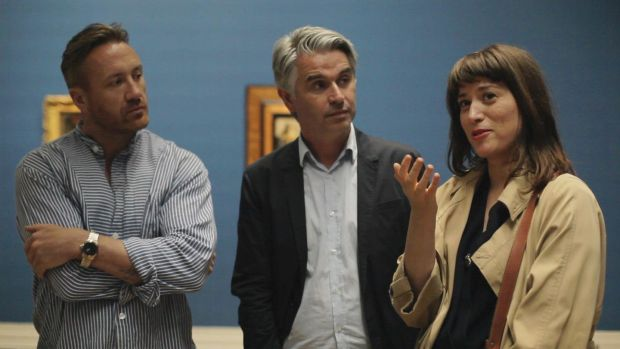 Inspiration and Rivalry at the National Gallery: Maser, Brian Fay and Dragana Jurisic