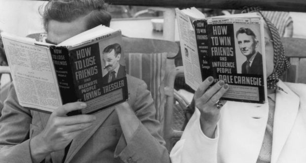 How to Win Friends and Influence People: not everyone agrees with Dale Carnegie, but he knew the value of persuasion. Photograph: Frederic Hamilton/Hulton/Getty