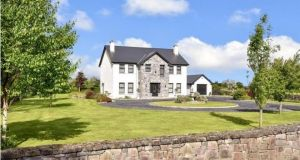 Four-bedroom house in Kilshanvey, Kilconly, Tuam, Co Galway.