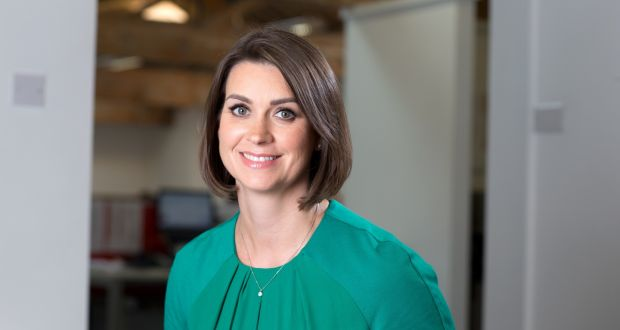 Anne Marie Curran Managing Director Of Leading Irish PR Agency Drury Porter Novelli