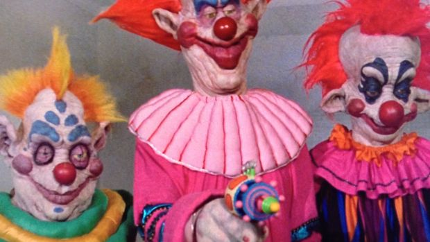 Killer Klowns from Outer Space (1988).
