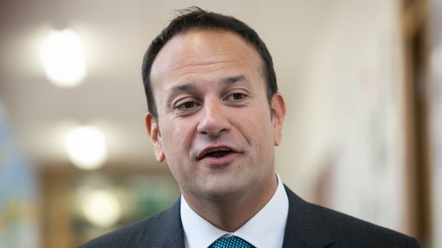 Taoiseach Leo Varadkar has summoned his Fine Gael ministers – both Cabinet and junior office holders – for political discussions on Tuesday. Photograph: Gareth Chaney/Collins