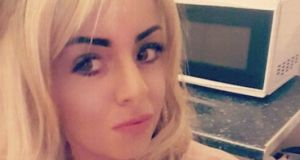Mother of two Danielle Carroll, from Tallaght, Dublin, took  her own life   in a Kildare hotel earlier this week