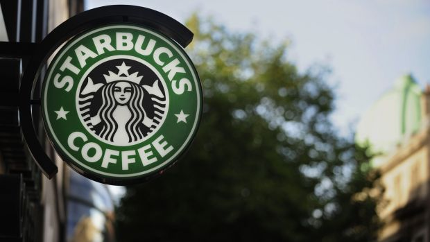 There are 50 Starbucks outlets in Dublin, according to the company's website, and another is opening soon. Photograph: Aidan Crawley