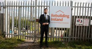 Minister for Housing Eoghan Murphy. It is understood that the package of policy measures will include the review of the Government's housing plan, Rebuilding Ireland. Photograph: Eamonn Farrell/RollingNews.ie