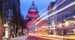 Northern Ireland last year finished up as the fifth most prosperous part of the UK. Photograph: iStock