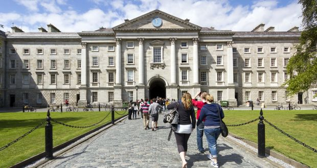 trinity college climbs up global university rankings