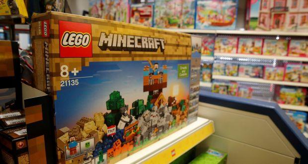 Lego announces 1,400 job losses following drop in revenue