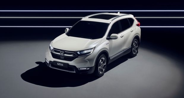 Honda Will Announce That Its No Longer Going To Offer A Diesel Engine In The CR