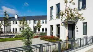 Prices for houses in the O'Flynn Group's Killiney scheme start from €635,000 for a two-storey, three-bed semi of 103sq m/1,114sq ft. Photograph: Peter Moloney/PM Photography