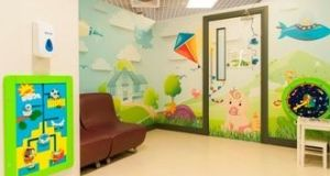 Dublin airport has unveiled baby-feeding rooms in Terminal 1 and 2. The facilities offer parents a quiet and private space in which to fuel little ones. Photograph: Courtesy Dublin Airport