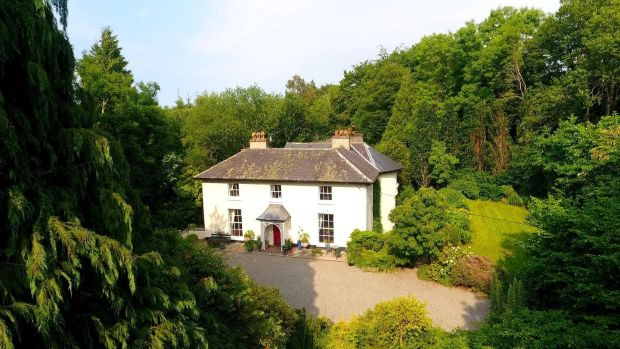 Enniskerry Lodge at Church Hill, Enniskerry, Co Wicklow