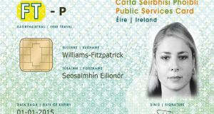 Public service card: Data Protection Commissioner Helen Dixon was concerned about a 'considerable leap in purpose for the card'
