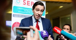 Simon Harris, Minister for Health, plans to commence the rest of  the Children and Family Relationships Act later this year. Photograph: Cyril Byrne / The Irish TImes