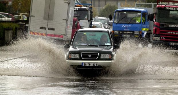 Recent Years Among Irelands Wettest Years Of Records Show - Winters car show