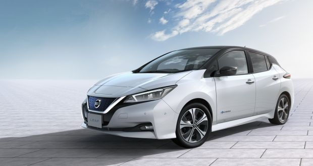 Nissan Turns Over A New Leaf With Next Gen Electric Car