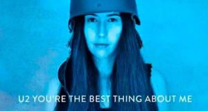 U2's new single: You're The Best Thing About Me