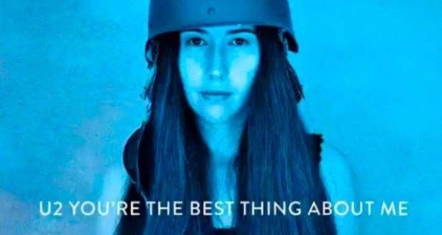 U2 new song: Listen to You're The Best Thing About Me