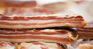 Wouldn't it be nice one day to actually enter a cafe and smell streaky rashers on the grill? Photograph: Getty Images