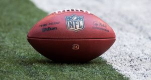 This is the NFL. Pills, thrills and headaches. For the rest of your truncated life.  Photograph:  Zach Bolinger/Icon Sportswire via Getty Images