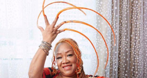 The Longest Fingernails Ever Recorded By Guinness World Records