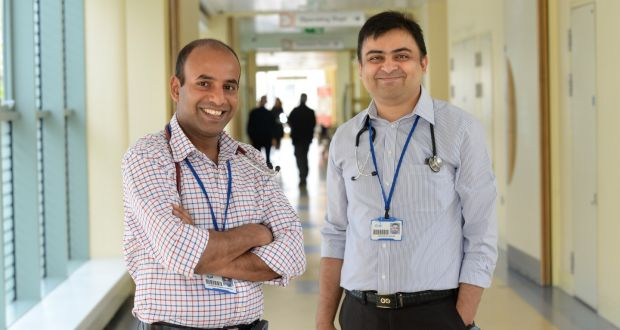overseas doctors invisible workhorses of the irish health system