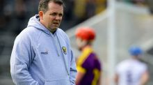 Davy Fitzgerald is to remain on as Wexford manager in 2018. Photograph: Ken Sutton/Inpho