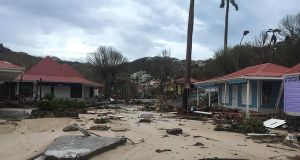In Pictures  Hurricane Irma in the Caribbean