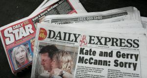 Trinity Mirror had been in talks about taking a minority stake in a new company that included the Northern & Shell titles