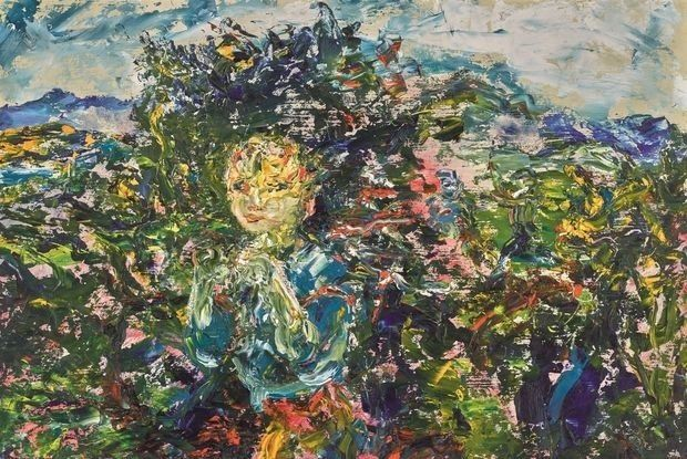 The Runaway Horse by Jack B Yeats
