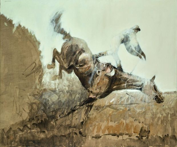 The Fall by Basil Blackshaw