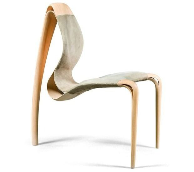 Enignum II chair by Joseph Walsh