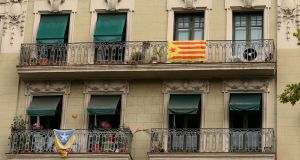 "The Catalan regional government recently legislated for a system of ""temporal"" ownership of residential property. Photograph: Albert Gea/Reuters"