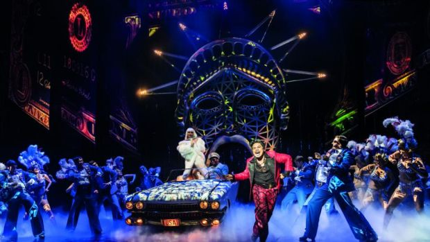 Miss Saigon: the new production features Red Concepción as the Engineer