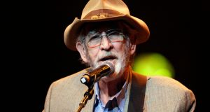 Don Williams died Friday, Sept. 8, 2017, after a short illness. Photograph: AP Photo/Mark Humphrey