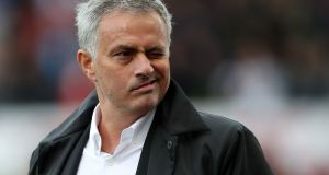 José Mourinho has said Manchester United endured an 'empty period' before he took over. Photograph: Nick Potts/PA