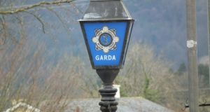 Gardaí began a major search operation for the gunman fearful that he might harm himself or others.