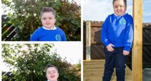 Callum McCorriston:  the eight-year-old's quality of life has improved greatly since he started taking a ground-breaking drug to treat his muscular dystrophy