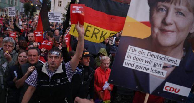 Risultati immagini per merkel deutschland