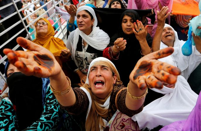 Intimidation alleged at Muslim singles event - The Irish Times