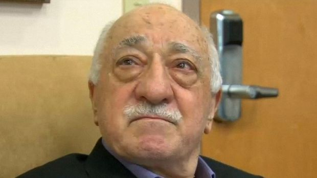 US-based cleric Fethullah Gulen, whom Turkish president Recep Tayyip Erdogan accuses of being behind last year's failed coup attempt. Photograph: Greg Savoy/Reuters