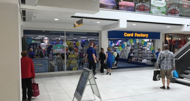 Uk firm card factory to open six shops in ireland card store had a group turnover in 2016 of 400 million m4hsunfo