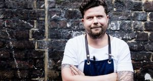 Chef Robin Gill returns to cook in Dublin