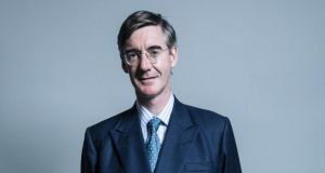 Jacob Rees-Mogg: the MP's stance on abortion horrified audiences that cherished him as previous generations cherished Oliver St John-Mollusc and other spoof aristocrats from Monty Python. Photograph: Parliament.uk
