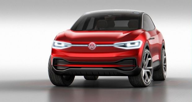2020 VW Tiguan: Design, Specs, Price >> Vw Shows Off 2020 S Electric Tiguan Ahead Of Frankfurt Show