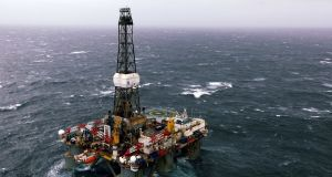 Providence Resources has put out a request for pricing on a rig for its prospect at Barryroe, off the coast of Cork. Photograph: Finbarr O'Rourke