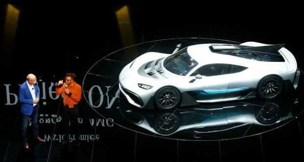 Daimler Says Early Electric Cars Only Half As Profitable