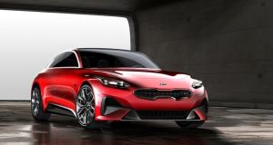 Kia's Proceed concept: showcasing the look of the upcoming Ceed hatchback range