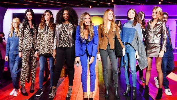 Heidi Klum for Lidl: 'I feel I can make so many women happy'